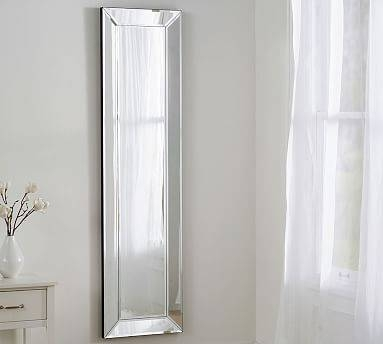 Large Decorative Standing Floor Mirrors | Decorative Full Length Within Beveled Full Length Mirrors (#18 of 20)
