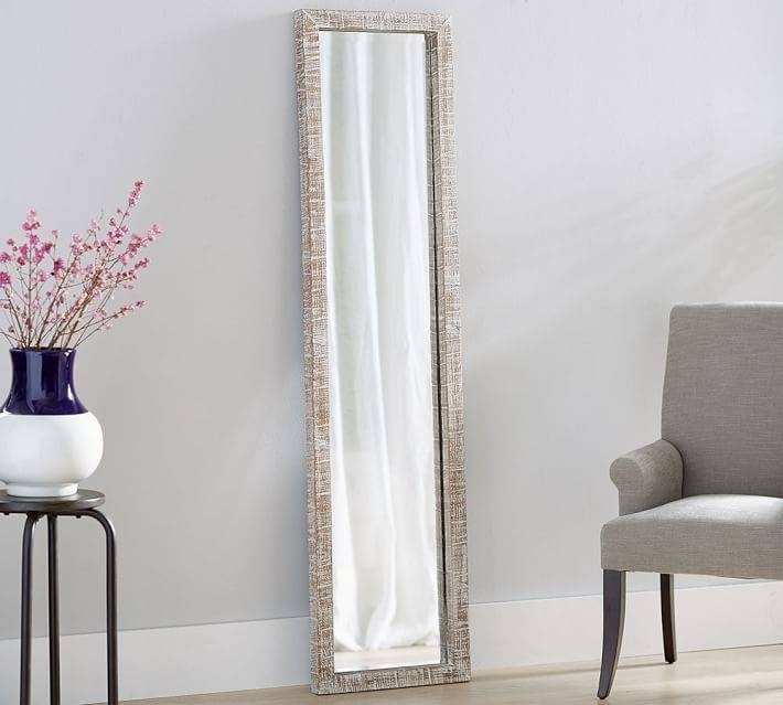 Large Decorative Standing Floor Mirrors | Decorative Full Length Within Full Length Decorative Mirrors (#17 of 20)