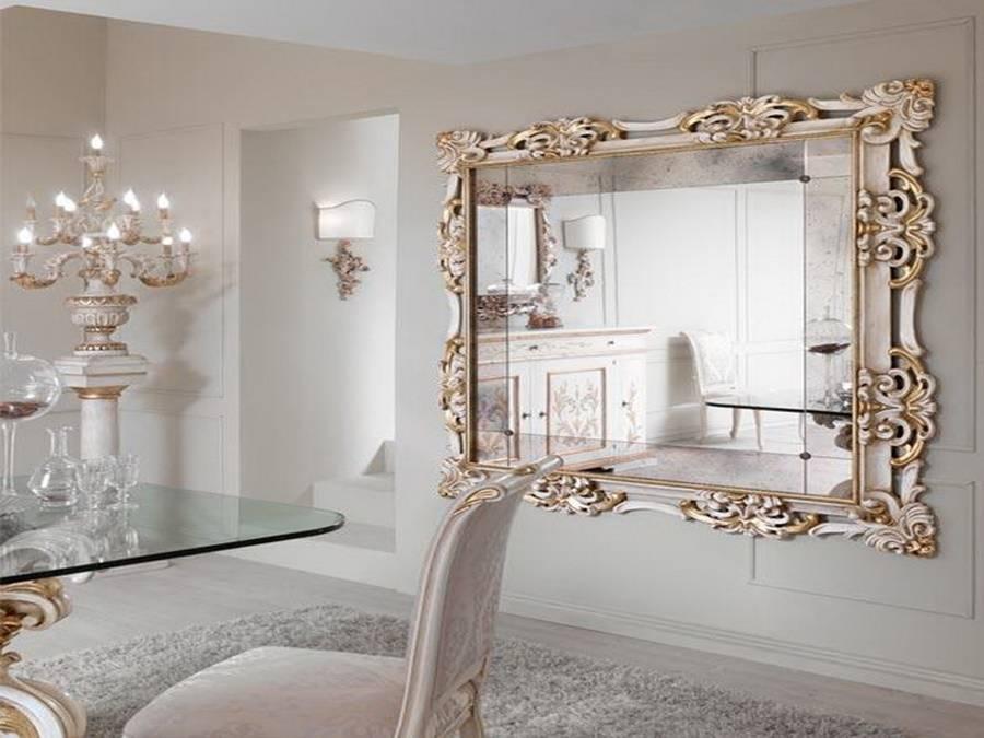 Large Decorative Wall Mirrors : Decorative Wall Mirrors Ideas Intended For Large Ornate Wall Mirrors (#20 of 30)