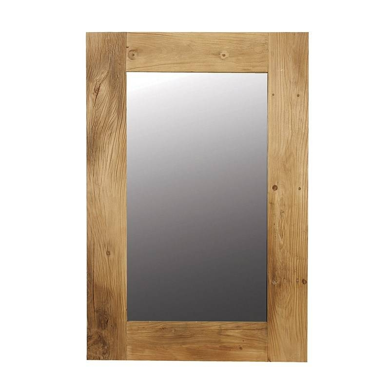Large Framed Mirrors Oak Doherty House Ideas Inside