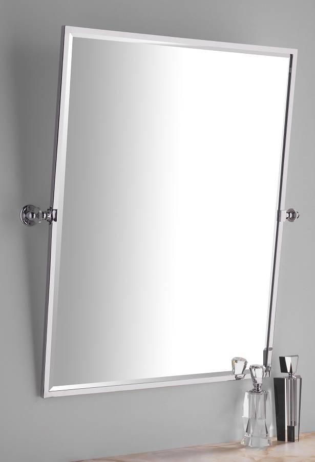 Large Frameless Bathroom Mirrors Uk | Bath And Bathroom With Large No Frame Mirrors (#16 of 20)