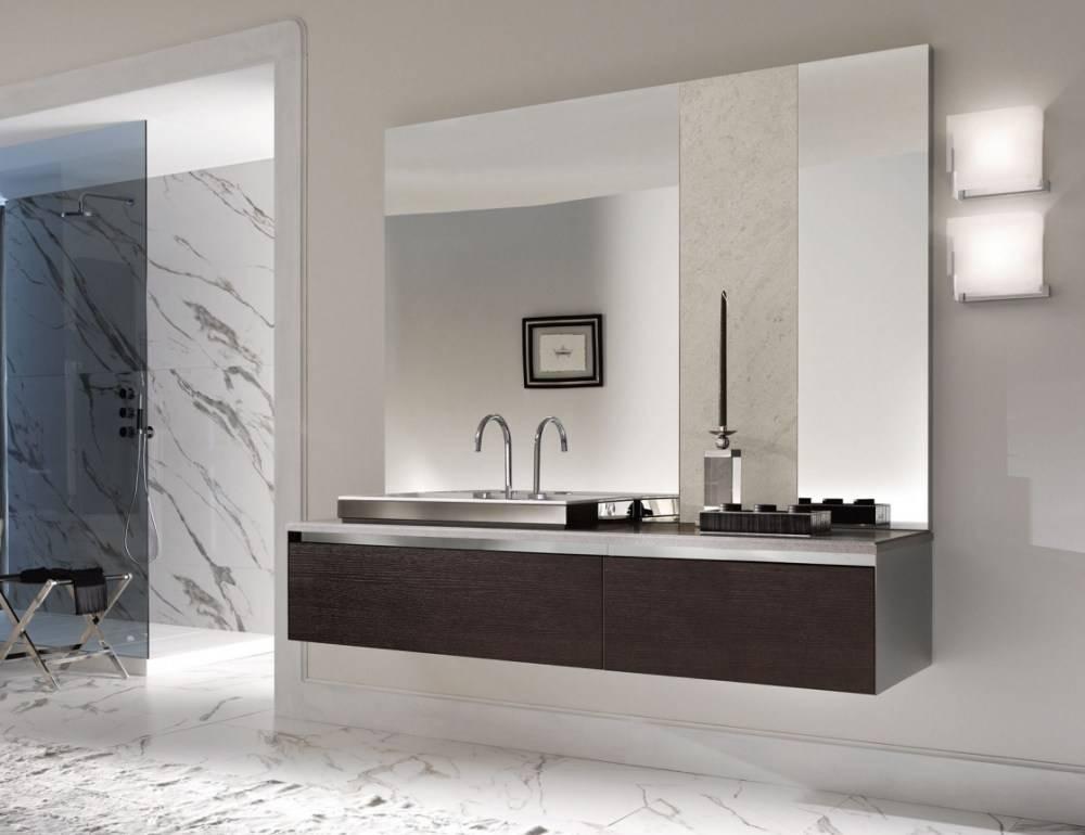 Large Frameless Bathroom Mirrors Uk | Home Design Ideas Inside Large Frameless Mirrors (#17 of 20)