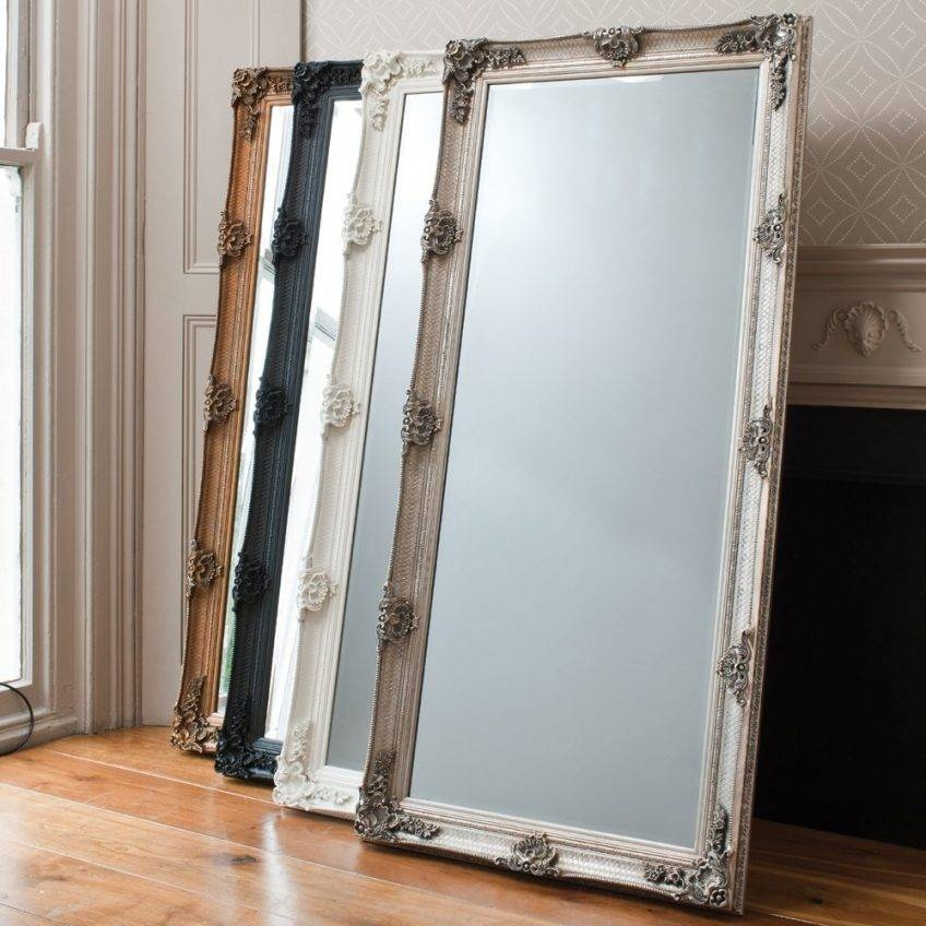 Large Free Standing Mirror – Harpsounds (View 15 of 20)