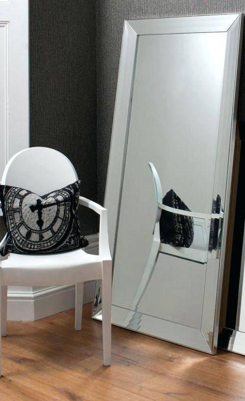 Large Full Length Mirror Uk White – Shopwiz With Full Length Large Mirrors (#12 of 20)