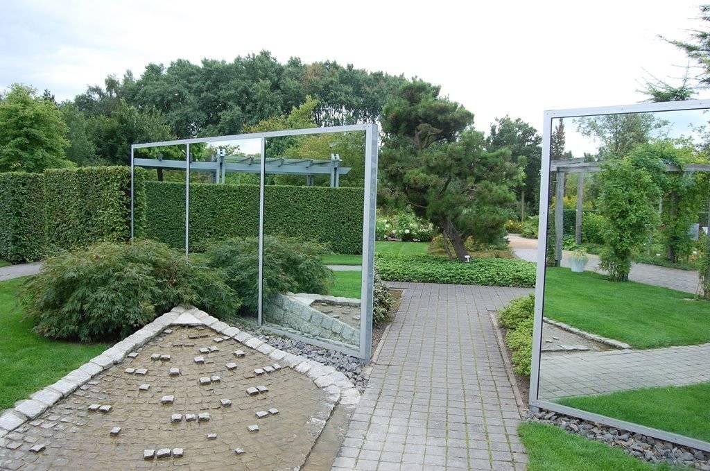 Large Garden Mirrors – Thraam Inside Large Garden Mirrors (#23 of 30)
