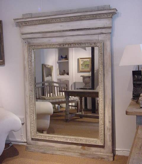 Large Mirrors Images Regarding Antique Large Mirrors (#17 of 20)