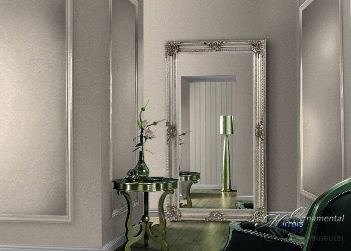 Large Mirrors, Large Decorative Mirrors With Regard To Very Large Mirrors (#16 of 30)