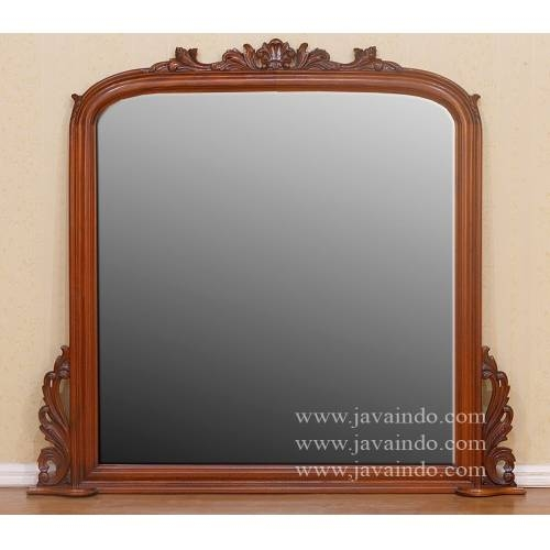 Large Overmantle Mirror | Antique Mirror | Mahogany Furniture Within Large Overmantle Mirrors (View 30 of 30)