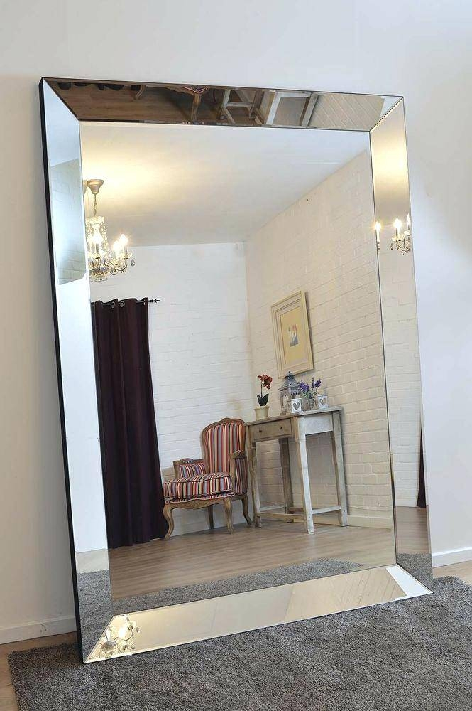 Large Square Wall Mirror – Shopwiz With Large Square Mirrors (#21 of 30)