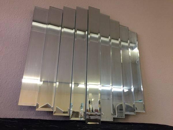 Large Vintage Art Deco Mirror (Furniture) In Pleasanton, Ca – Offerup Within Original Art Deco Mirrors (#18 of 20)