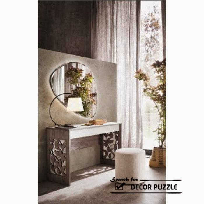 Latest Modern Dressing Table Designs With Mirror For Bedroom 2017 Regarding Decorative Dressing Table Mirrors (#18 of 20)