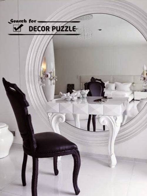 Latest Modern Dressing Table Designs With Mirror For Bedroom 2017 With Regard To Dressing Table With Long Mirrors (View 9 of 15)