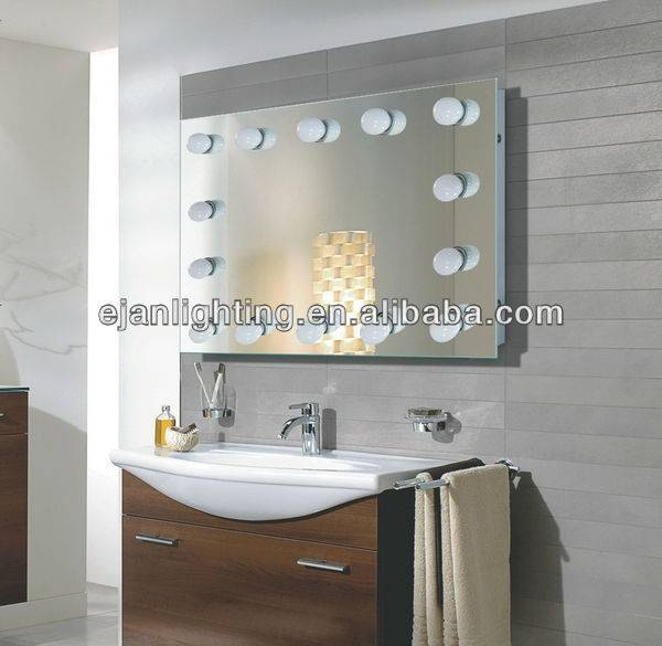 Led Bathroom Mirror Light/dressing Table Mirror Lights Pertaining To Illuminated Dressing Table Mirrors (#14 of 20)