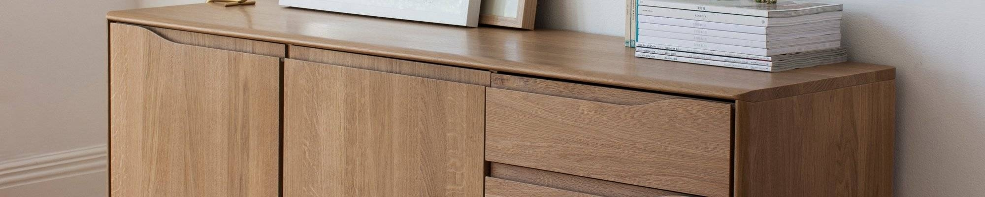 Light Wood Sideboards | Designer Contemporary Sideboards | Heal's For Light Wood Sideboards (#6 of 20)