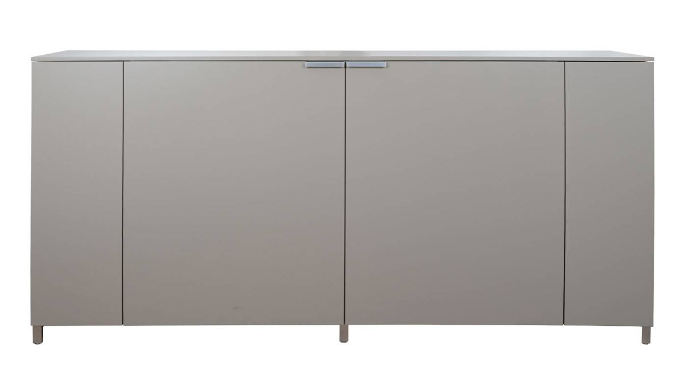 Ligne Roset Everywhere 2 Door Sideboard And Niche Pertaining To Small White Sideboard (#10 of 20)