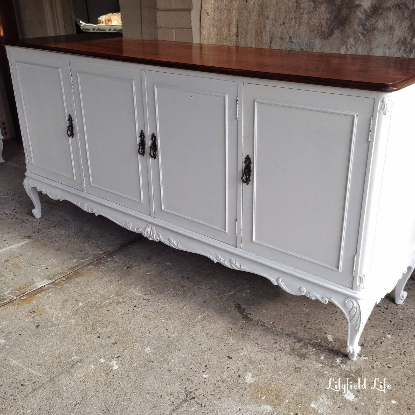Lilyfield Life: Painted Sideboards A Plenty With Regard To Sideboard Sydney (View 11 of 20)