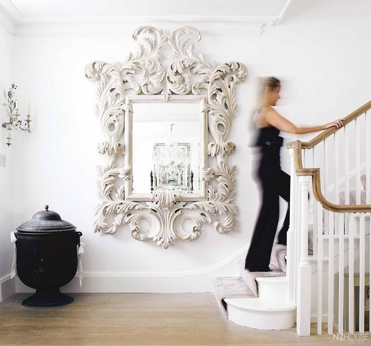 Living Room Decor Ideas: 50 Extravagant Wall Mirrors – Home Decor Throughout Expensive Mirrors (#13 of 20)