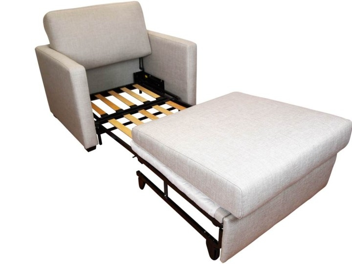 Popular Photo of Single Chair Sofa Beds