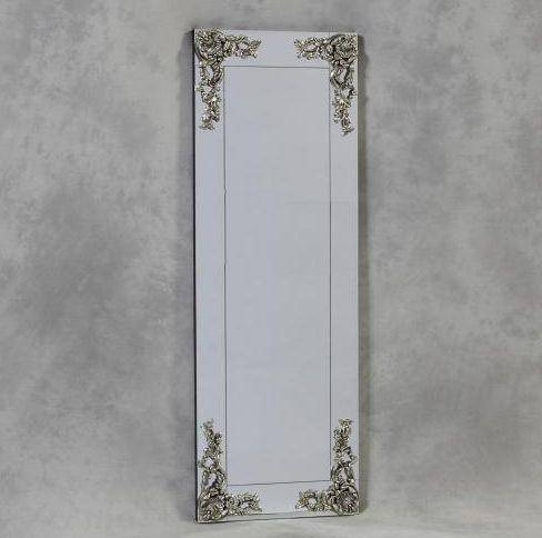 Long Mirrors For Bedroom In Long Black Wall Mirrors (#20 of 30)