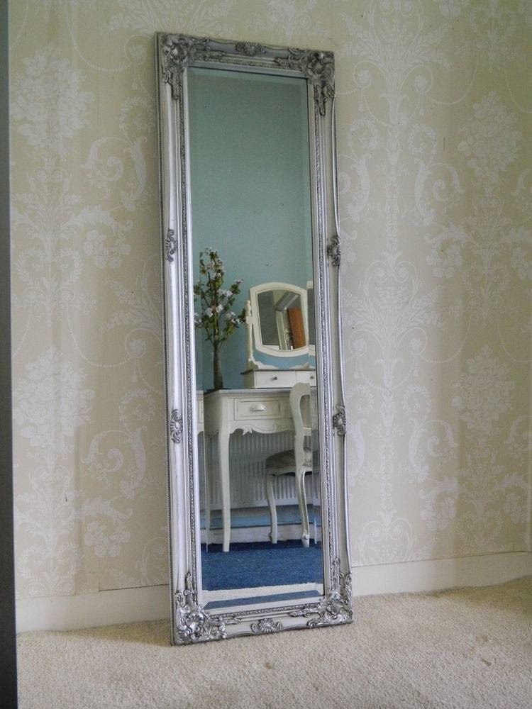 Long Mirrors For Bedroom Inside Tall Ornate Mirrors (#15 of 30)