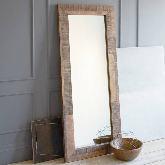 Long Mirrors.modern Circles Long Mirror.  (#25 of 30)