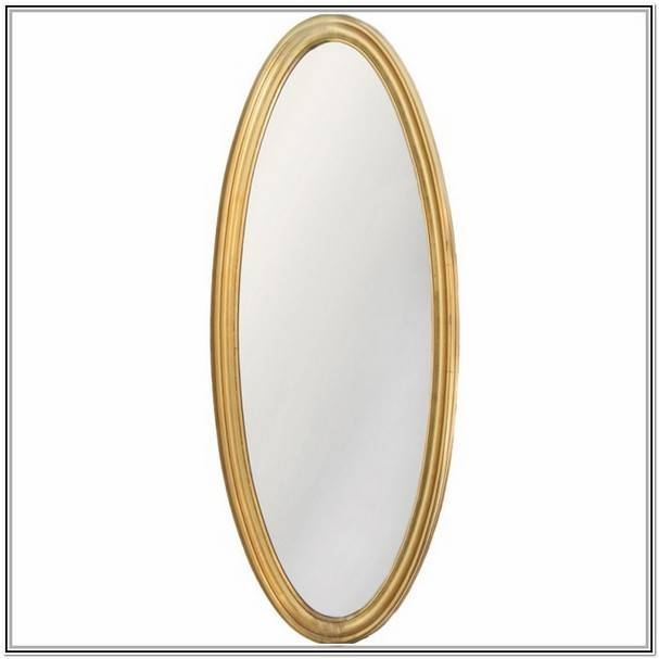 Long Oval Wall Mirror | Home Design Ideas In Long Oval Mirrors (#21 of 30)