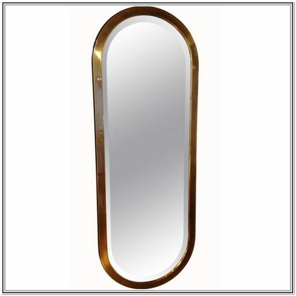 Long Oval Wall Mirrors | Home Design Ideas Throughout Long Oval Mirrors (#22 of 30)