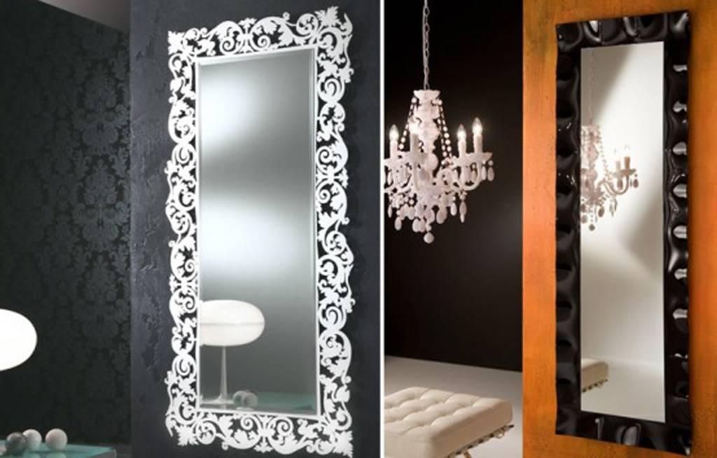 Long Small Decorative Wall Mirrors : Small Decorative Wall Mirrors With Long Mirrors (#27 of 30)