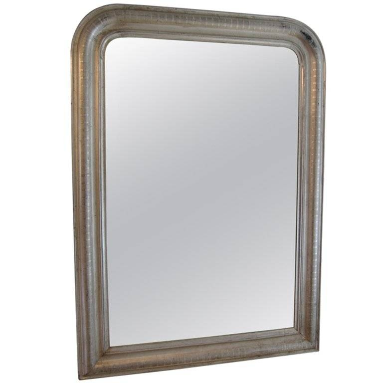 Inspiration about Louis Philippe Silver Gilt Mirror For Sale At 1Stdibs With Regard To Silver Gilt Mirrors (#13 of 20)