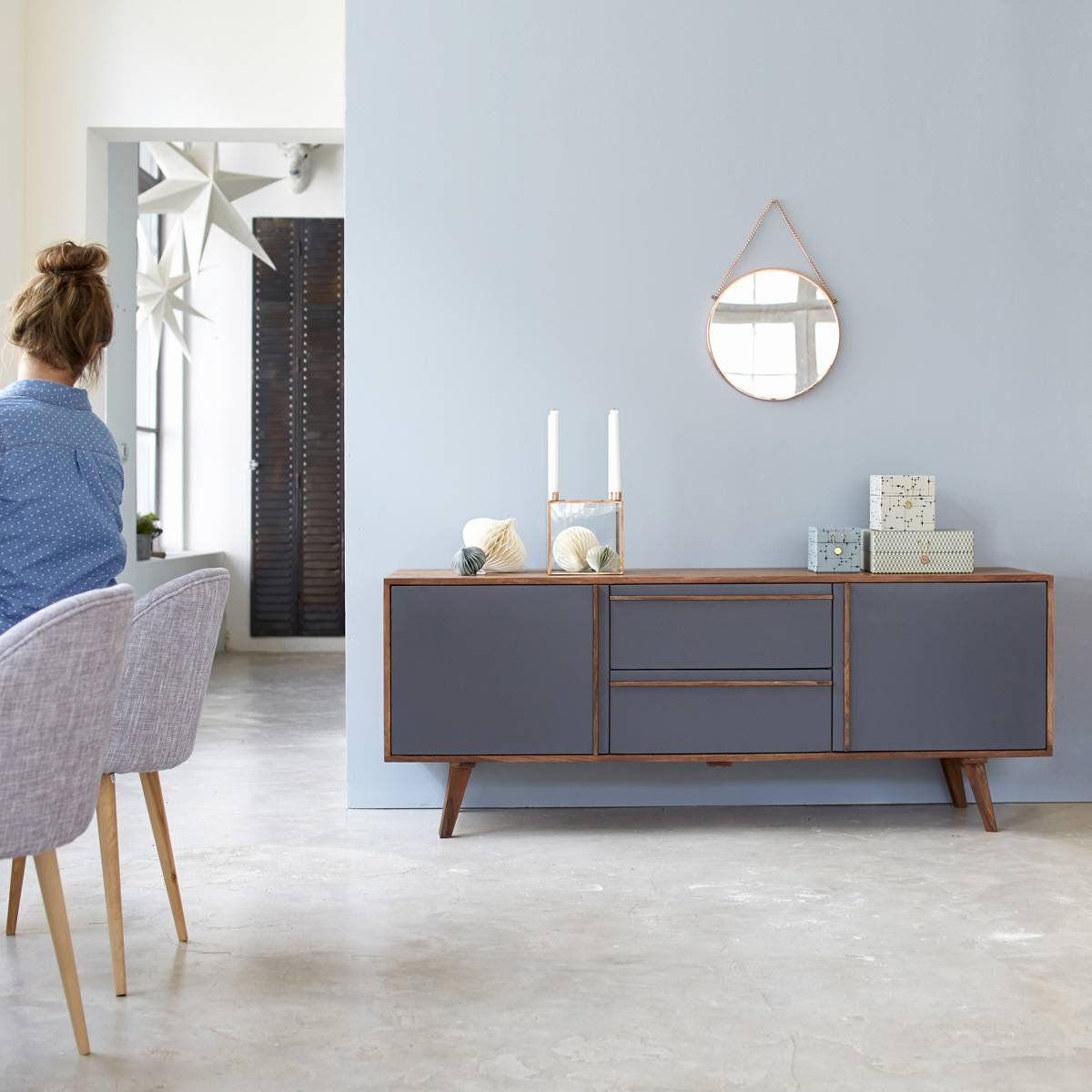 Low Priced Solid Sheesham Sideboards And Low Sheesham Sideboard Intended For Sideboards Uk Sale (#10 of 20)
