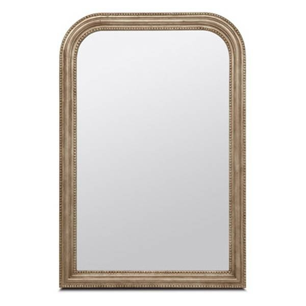 Made Goods Phillipe Mirror In Gold Leaf | Candelabra, Inc (#16 of 20)