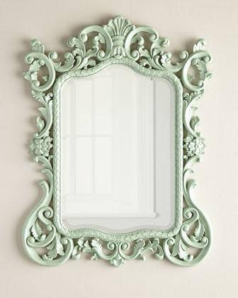 Madeline Baroque Mirror Within Baroque Style Mirrors (#15 of 20)