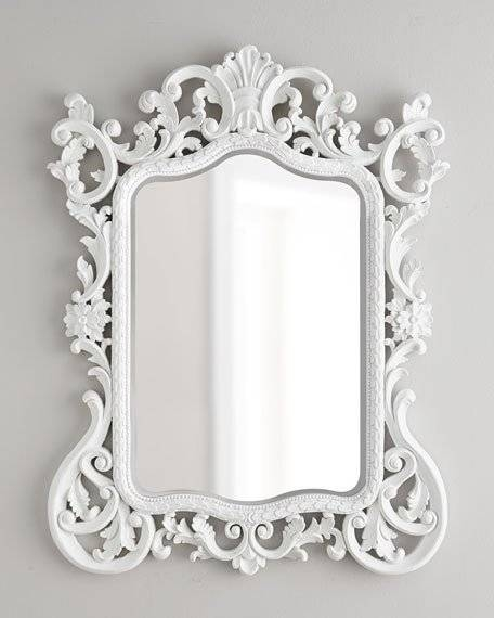 Inspiration about Madeline Baroque Mirror Within White Baroque Mirrors (#2 of 20)