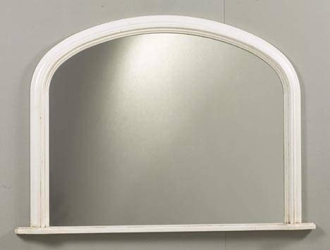 Maison Overmantle Mirror For Over Mantle Mirrors (#19 of 30)