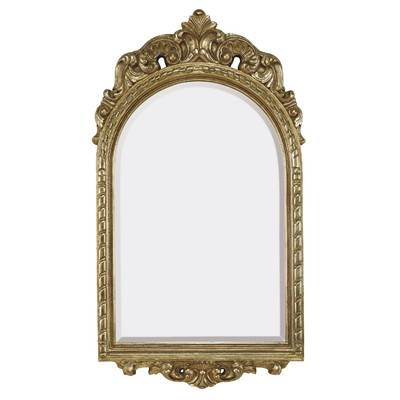 Majestic Mirror Traditional French Style Beveled Glass Wall Mirror With French Wall Mirrors (View 16 of 20)