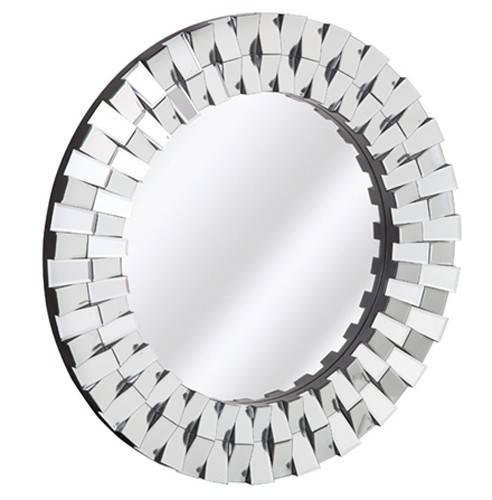 Majestic Mirrors Round Beveled Mirror Edge Mirror Cm 2051 P With Regard To Round Bevelled Mirrors (#12 of 20)