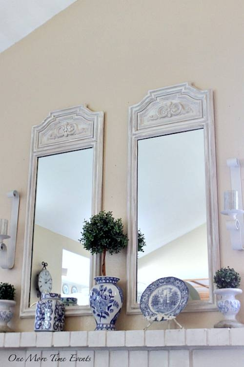 Mantel Mirrors | One More Time Events In Mantle Mirrors (#24 of 30)