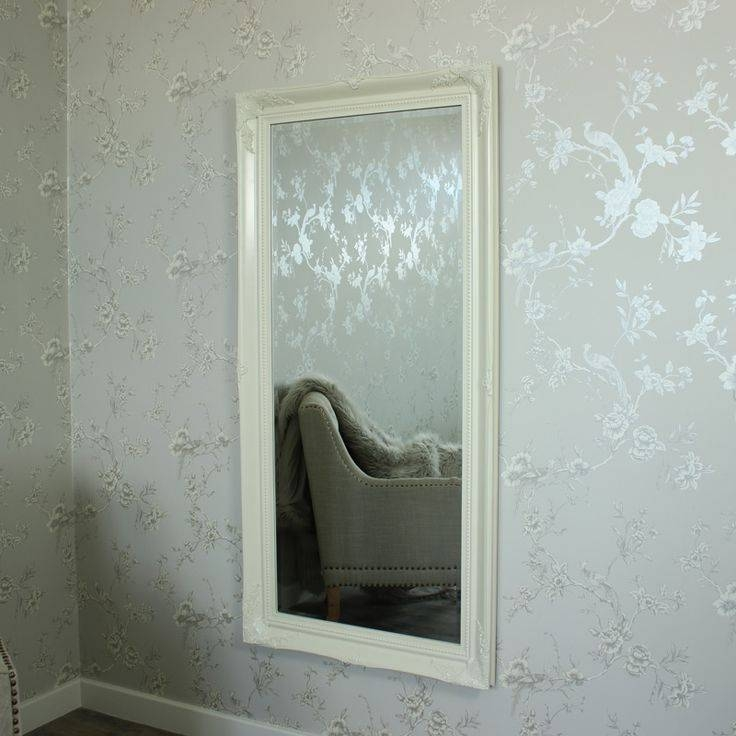 Más De 25 Ideas Increíbles Sobre Cream Full Length Mirrors En With Regard To Cream Standing Mirrors (#18 of 20)