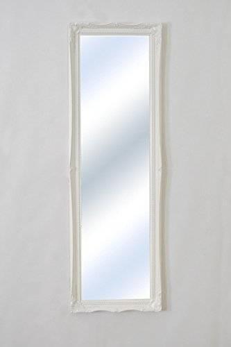 Matt White Full Length Shabby Chic Antique Style Rectangular Intended For Shabby Chic Long Mirrors (#21 of 30)