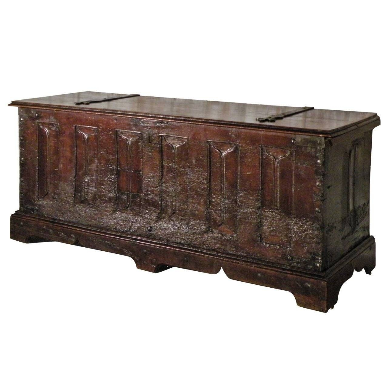 Medieval Sideboards – 7 For Sale At 1Stdibs With Sideboards On Sale (#4 of 20)