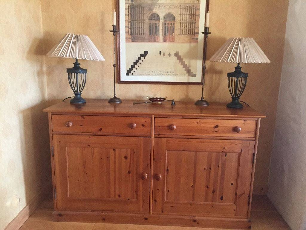 Mexican Pine Sideboard | In Newtownards, County Down | Gumtree For Mexican Sideboard (#14 of 20)