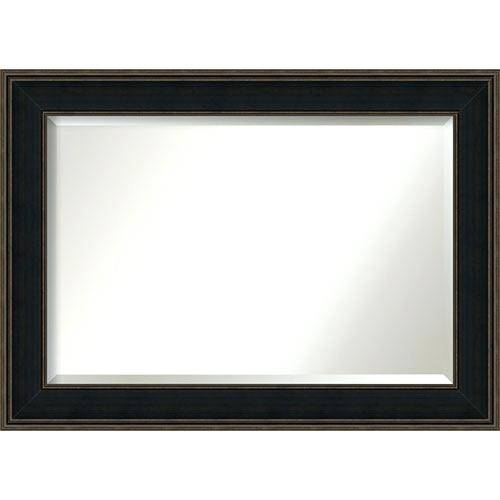 Mezzanine Black Extra Large Wall Mirrorlarge Mirror With Silver Intended For Extra Large Black Mirrors (#28 of 30)