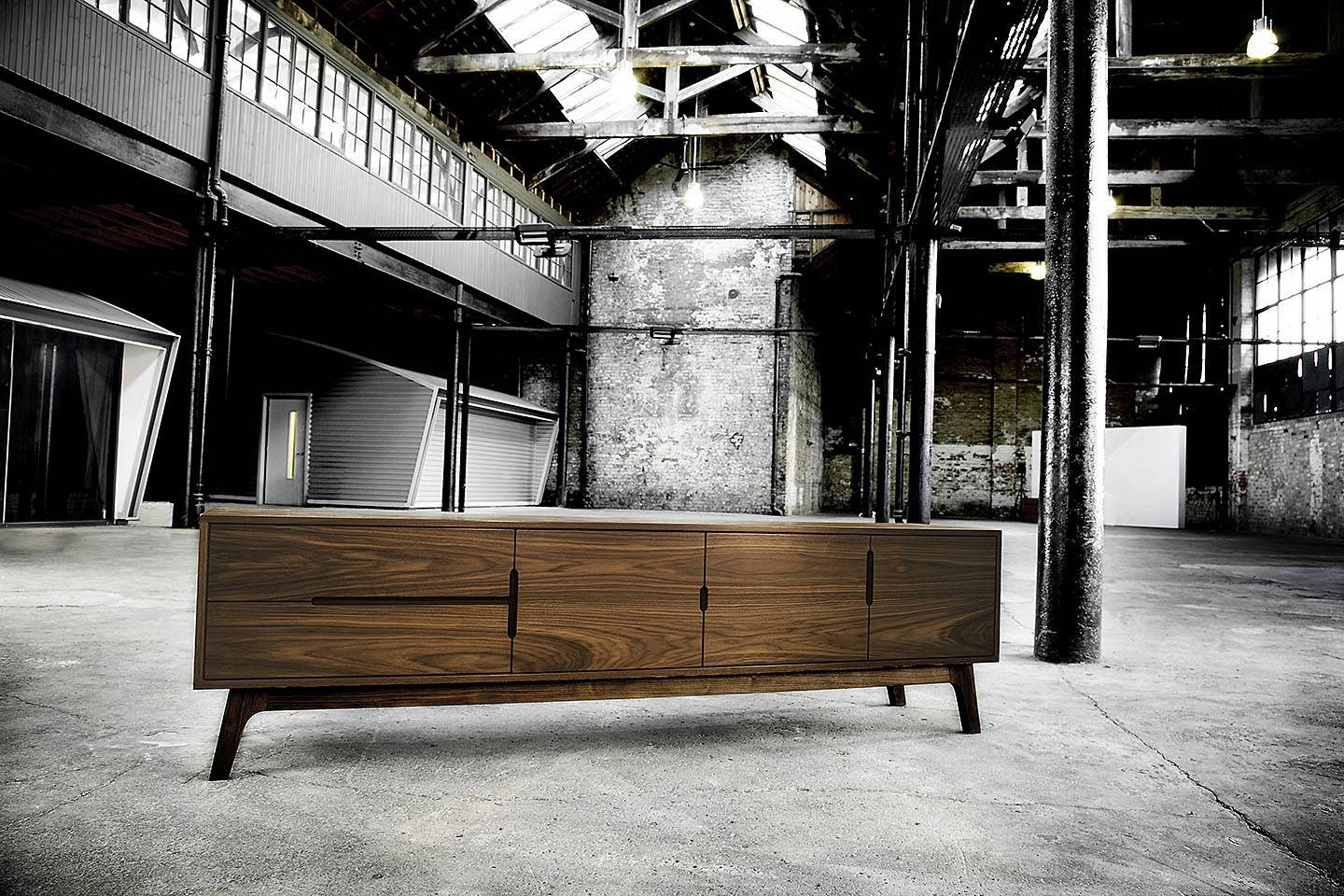 Michael Armstrong | Afid Design | 36 Lime Street Intended For Walnut And Black Sideboard (#12 of 20)