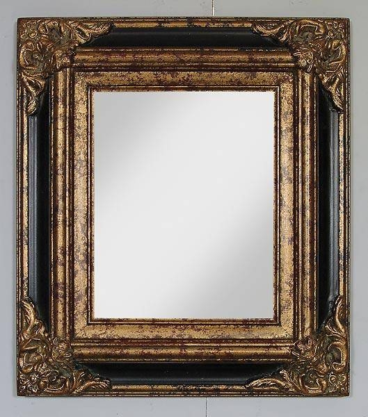 Mini Grand Victorian Mirror – Interiordecorating With Victorian Mirrors (#21 of 30)