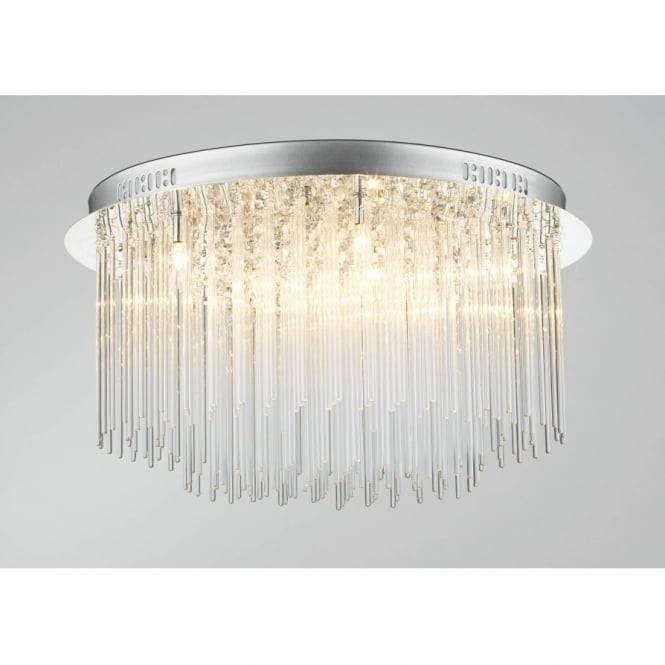 Mirror Ceiling Lights Pertaining To Ceiling Light Mirrors (#11 of 15)