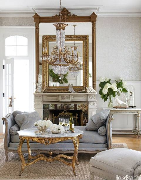 Mirror Decorating Ideas – How To Decorate With Mirrors For Large Mantel Mirrors (#25 of 30)