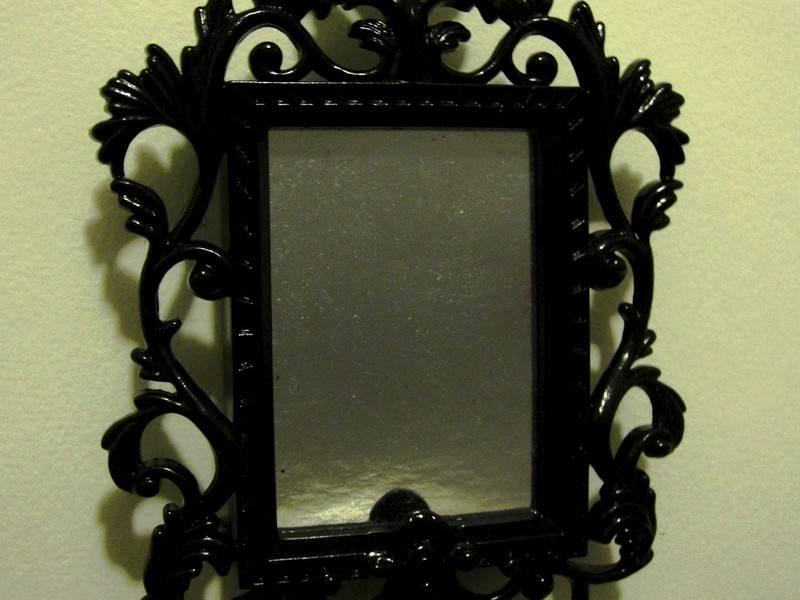 Mirror Ikea | Carpetcleaningvirginia With Baroque Black Mirrors (#15 of 20)