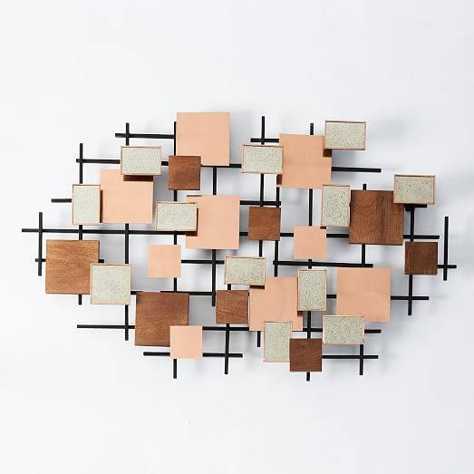 Mirror Landscape Wall Art | West Elm Within Landscape Wall Mirrors (#15 of 30)