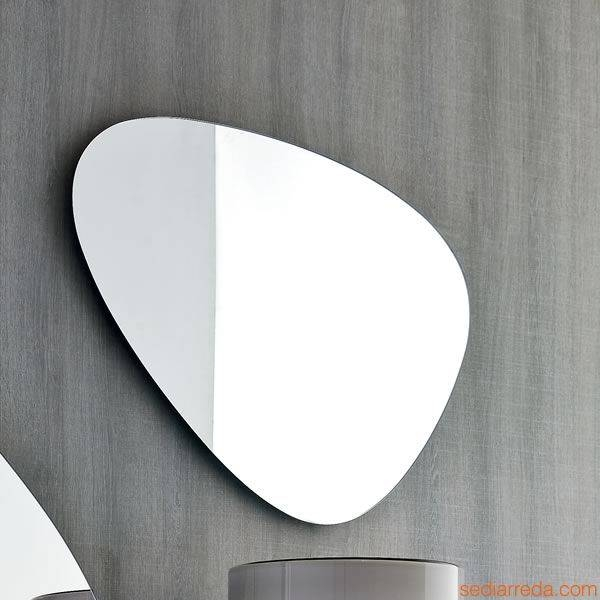 Mirror Mirror On Pinterest Dressing Mirror Lighted Mirror And And Pertaining To Unusual Shaped Mirrors (#9 of 20)