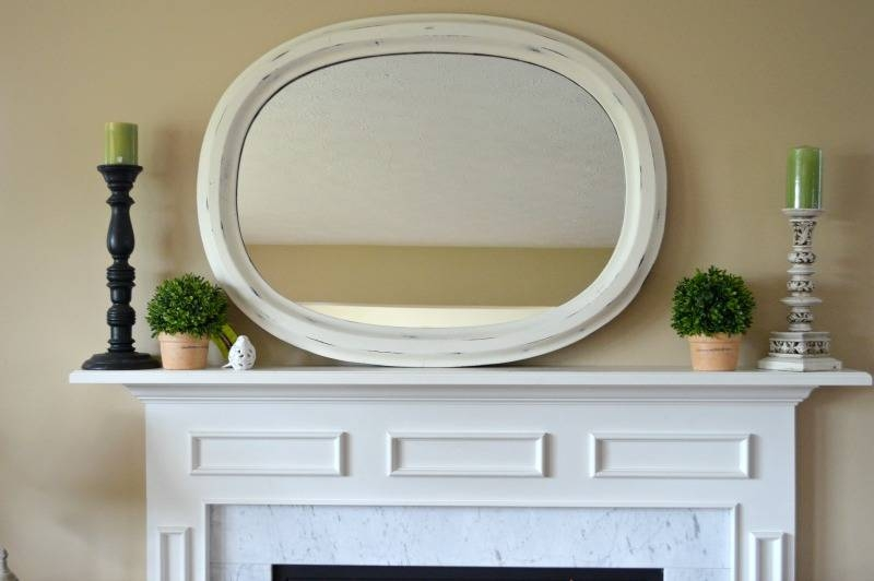Inspiration about Mirror, Mirror On The Wall……. – Chernee's House Inside Mantelpiece Mirrors (#29 of 30)